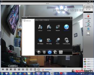 Hướng dẫn cài đặt camera ip wifi SAMTECH