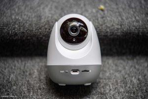 Trên tay và đánh giá camera quan sát 360SmartCamera D706/1080p: chất lượng video trung bình khá