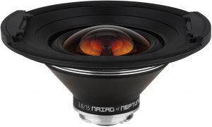 Lomography ra mắt sản phẩm Ultra wide 15 F3.8 ART, với góc nhìn 135 độ.