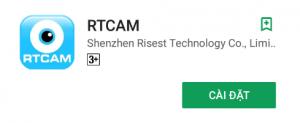 Hướng dẫn cấu hình IPC310,IPC100 bằng app RTCam