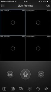 Cách sửa lỗi tài khoản bị khóa (user's locked) trên DAHUA DVR